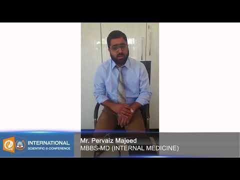 Mr. Pervaiz Majeed | India | Keynote Speaker | Medicine