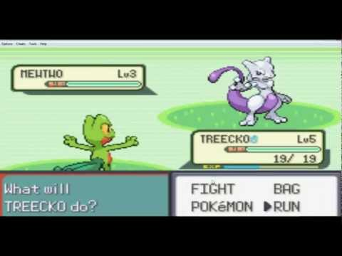 Pokemon Emerald CODEBREAKER Codes