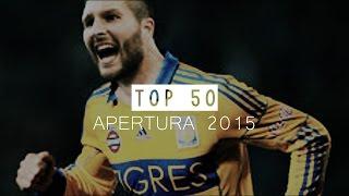 Liga MX: Los 50 Mejores Goles Del Apertura 2015