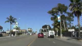 Drive Though Oceanside California February 27 2013 (Part 2 of 2)