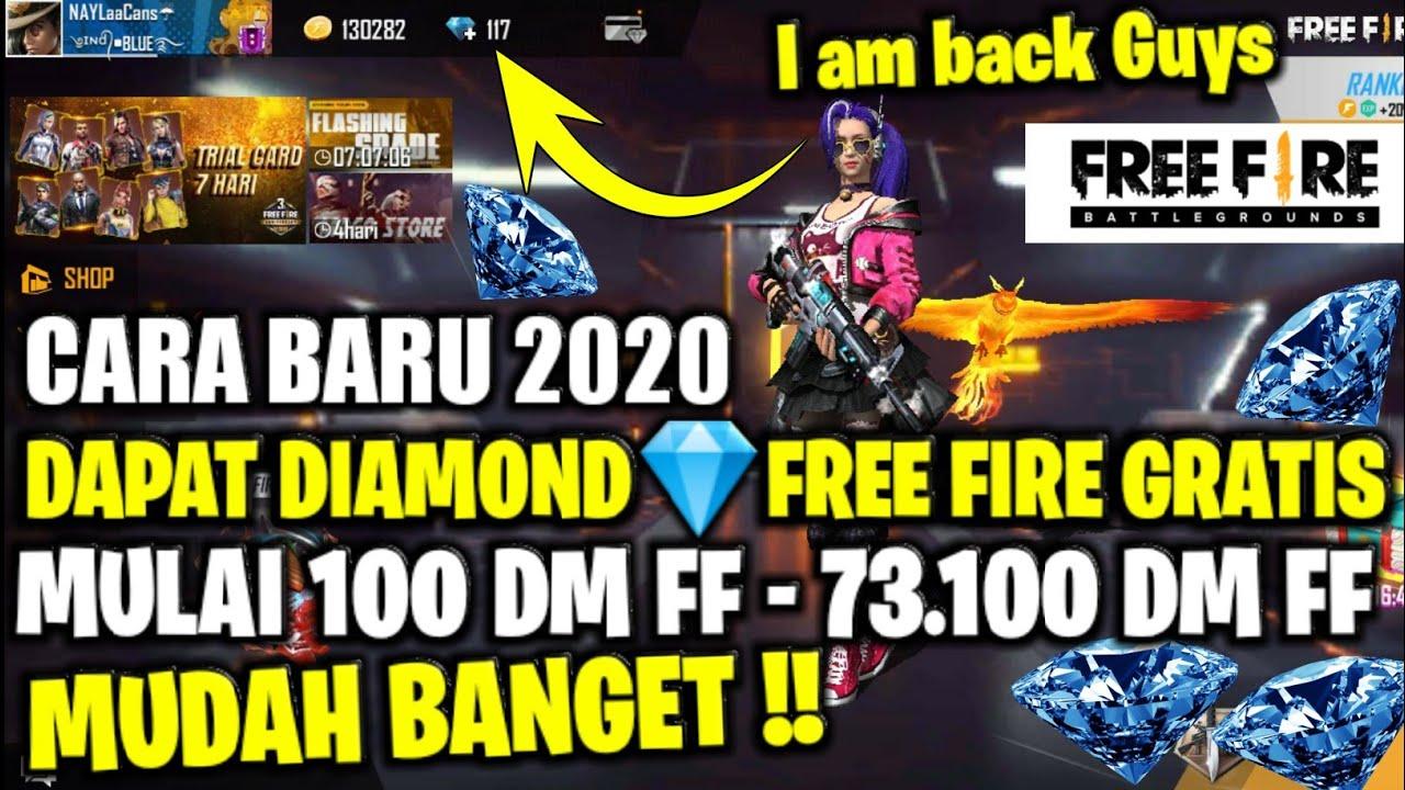 NEW!! Aplikasi Penghasil Diamond Tercepat 2020!! - cara dapat diamond free fire