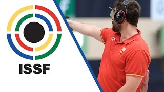 10m Air Pistol Men Final - 2016 ISSF World Cup in all events in Rio de Janeiro (BRA)
