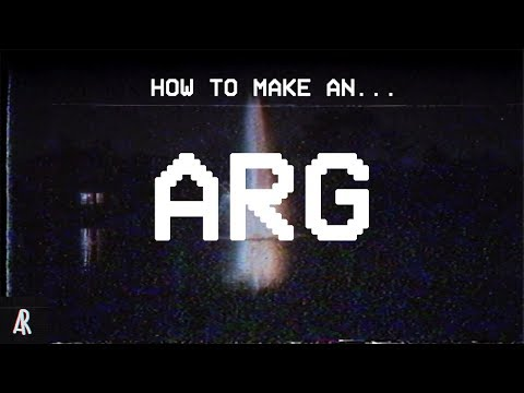 How To Make An ARG | Halloween Special