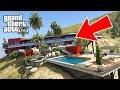 BILLIONAIRE MANSION HOUSE TOUR!! (GTA 5 Mods)