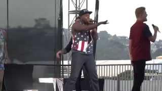 "Pentatonix - ""Hey Momma/Hit the Road Jack"" (Live in San Diego 6-24-14)"