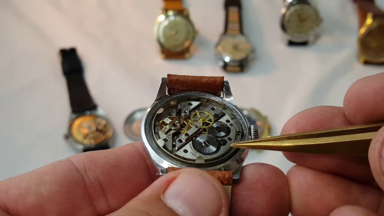 What to look for when buying a vintage watch online (Ebay ...