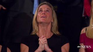 Trump Acknowledges Widow of Navy SEAL William 'Ryan' Owens | ABC News