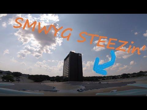 STEEZING IT UP | SMWYG | Steez Freestyle