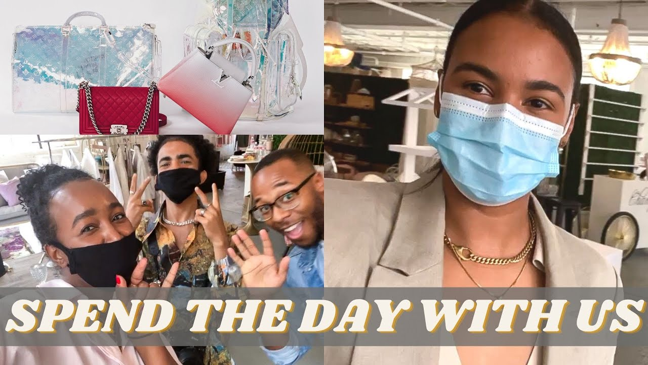 VLOG: SPEND THE DAY WITH US  | Luxury Photoshoot, Brand call and more | THE YUSUFS