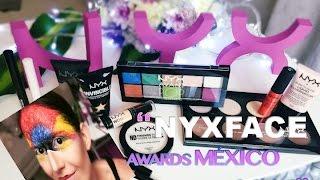Nyx Face Awards Mexico 2016 #NYXFACEAWARDSMEXICO