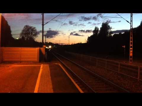 [VR] class sm 3 Pendolino as train nr. S79 from Helsinki via Kouvola to Kuopio...