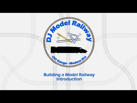 Building a Model Railway #1 – Introduction
