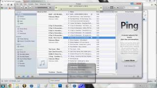 Tutorial: How to download songs onto your iTunes