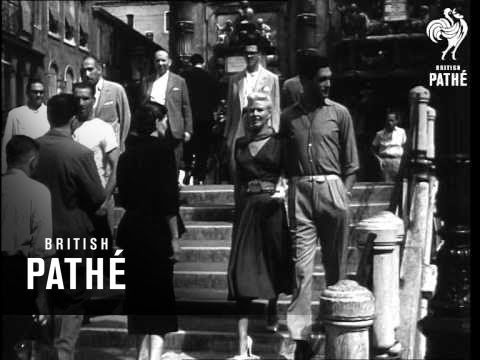 Italian Film Festival In Venice  (1952)
