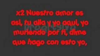 Play Nuestro Amor Es Asi