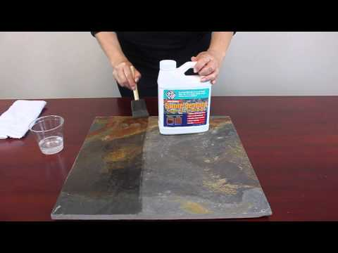 How to Seal with Glaze 'N Seal's Stone Sealant Impregnator
