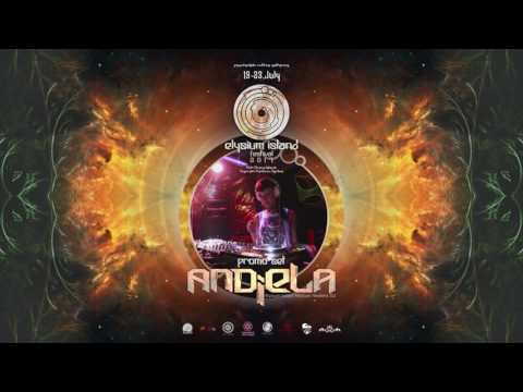 Andjela - Elysium Island Festival 2017 - Promo Set - 3.1 Introduction ᴴᴰ