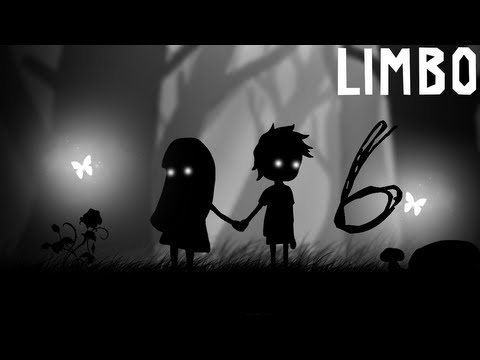 Limbo Let's Play! по-русски #6 - Один в темноте