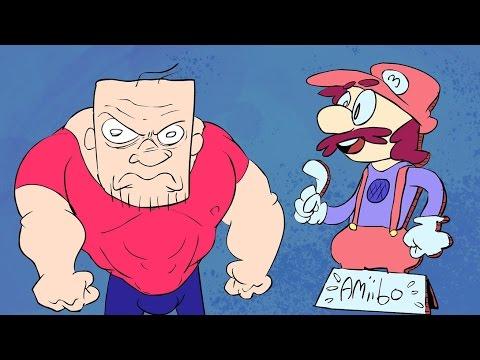 Why I Hate that I love Nintendo Amiibos (Animation)