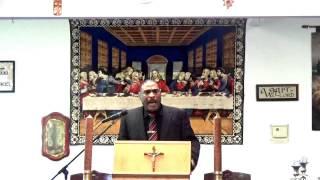 The Birth of Jesus by Pastor John E Rutland at Fatih Gospel Church in Tacoma, WA