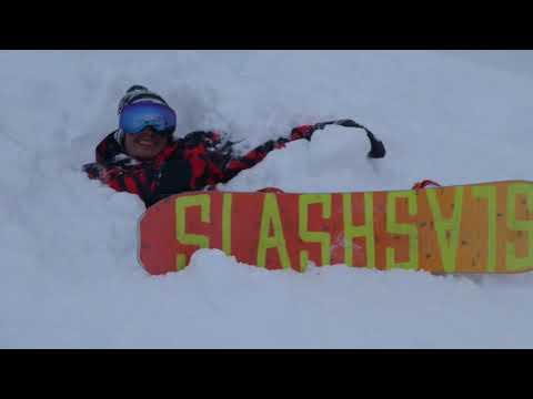 Arlberg St.Christoph - FABIAN FRAIDL BDAY SHRED