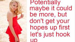 Emily Osment - Let's Be Friends (Lyrics on Screen) FULL HQ