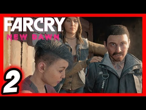 Far Cry: New Dawn Walkthrough [2] Breakout Rush