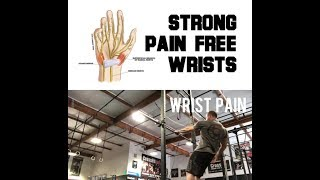 Super Strong Wrists (Get Rid of Pain) | SmashweRx | Trevor Bachmeyer