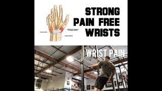 Super Strong Wrists (Get Rid of Pain) | SmashweRx | Trevor Bachmeyer