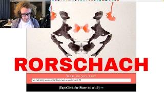 Who I am DEEP INSIDE!? ~ Rorschach Test