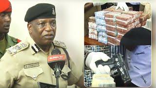 Polisi DSM WALIVYOUA Jambazi SUGU, ASKARI 8 WAKAMATWA, MAMBOSASA Azungumza..