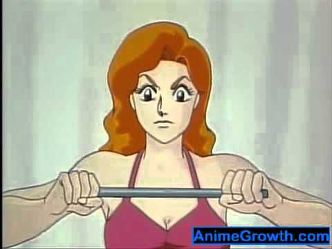 Anime Growth Expansion