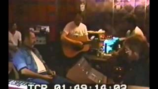 All 4 Monkees - Justus Rehearsal and Recording Footage May 31st 1996