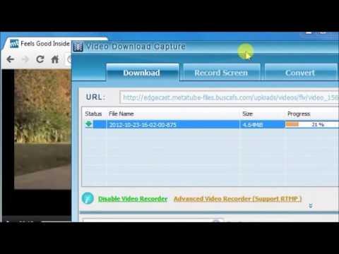 Best way to download Metatube video