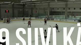 Naisten Liiga 13.10.2018 Sport-Kärpät maalit