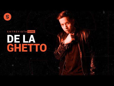 De La Ghetto: 'Los Chulitos', Arcángel, Dr. Dre y la evolución de su carrera   Entrevista Slang