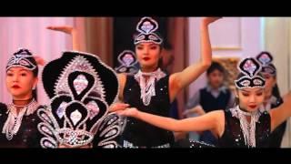 """Ханыша танцевальная группа. танец """"Королевской Кобры"""" / Hanysha dance group dance """"King Cobra"""""""