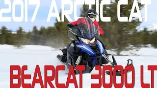 STV 2017 Arctic Cat Bearcat 3000 LT