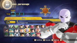 DRAGON BALL XENOVERSE 2 Jiren
