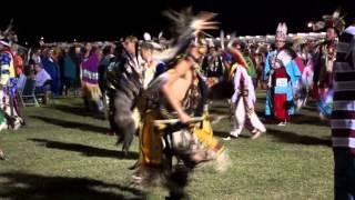 Iowa Powwow 2014: Three Intertribals