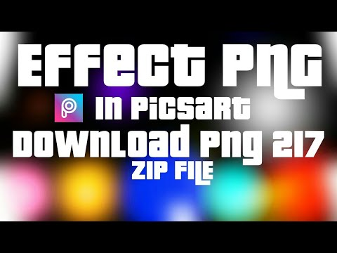 ⚡ Picsart png zip file download free | Light Effects Lance