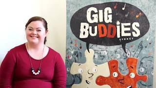 Gig Buddies Sydney Participant Interviews