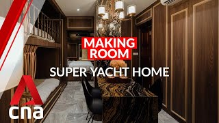 Making Room: A family's yacht-themed HDB flat in Bedok | CNA Lifestyle