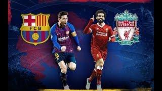 barcelona vs liverpool gameplay - pes 2019 | barcelona vs liverpool | gameplay