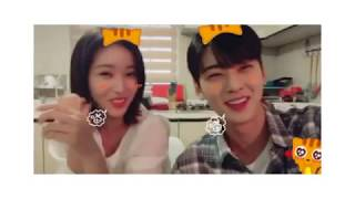 cha eun woo im soo hyang interview - Video Search Results