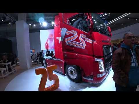 #204 Выставка грузовиков в Ганновере. IAA18 (часть 1)