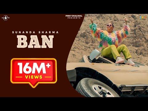Ban (Official Video) SUNANDA SHARMA | Gaana Originals | Latest Punjabi Songs 2019