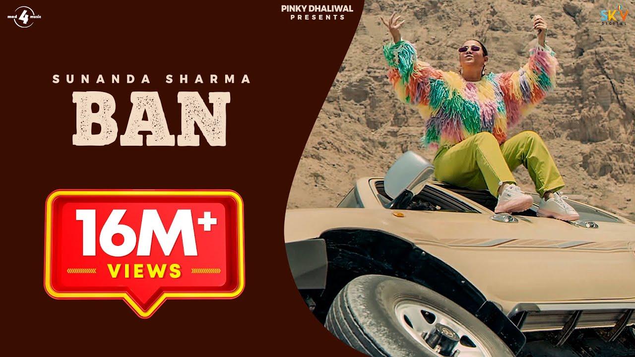 Download Ban (Official Video) SUNANDA SHARMA | Gaana Originals | Latest Punjabi Songs 2019