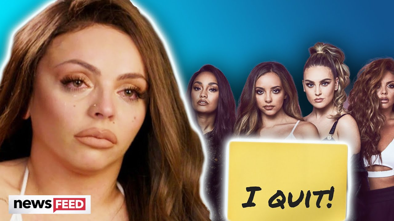 Download Jesy Nelson QUITS Little Mix!