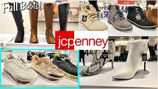 JCPENNY SHOE SHOPPING FALL WIN…